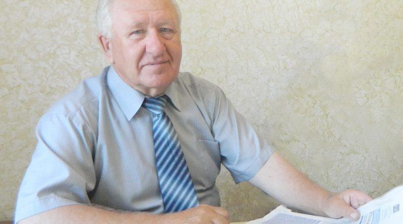 Ветеран журналистики встречает юбилей