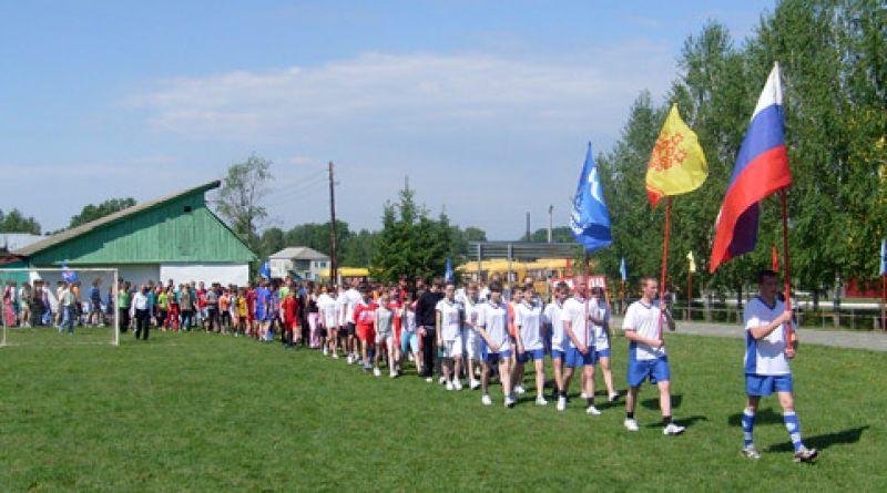 В Алатырском районе близится закрытие летнего спортивного сезона