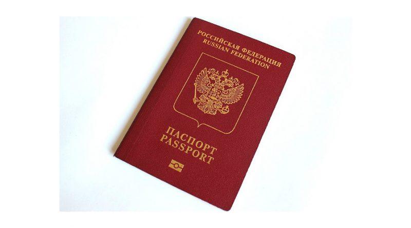 Заграничный паспорт можно получить на портале Госуслуг