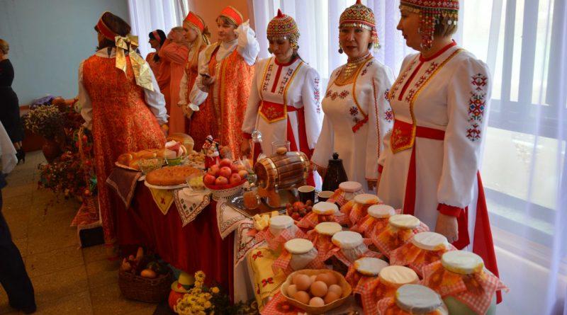 В Алатырском районе чествовали работников сельского хозяйства