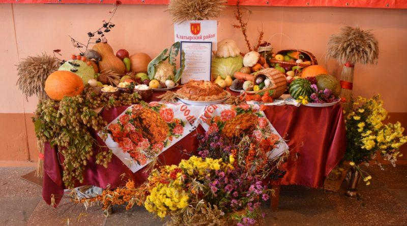 В Алатырском районе чествовали работников сельского хозяйства 9