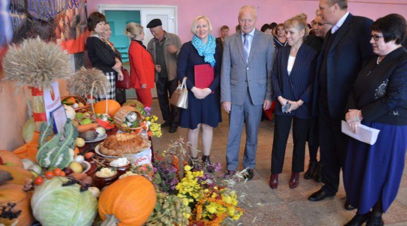 В Алатырском районе чествовали работников сельского хозяйства 11