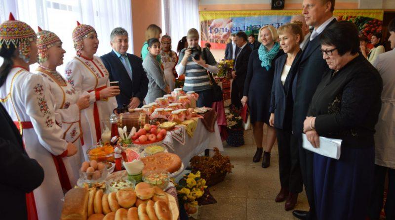 В Алатырском районе чествовали работников сельского хозяйства 12
