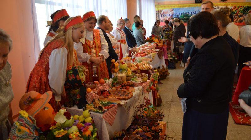 В Алатырском районе чествовали работников сельского хозяйства 13