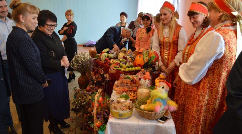 В Алатырском районе чествовали работников сельского хозяйства 14