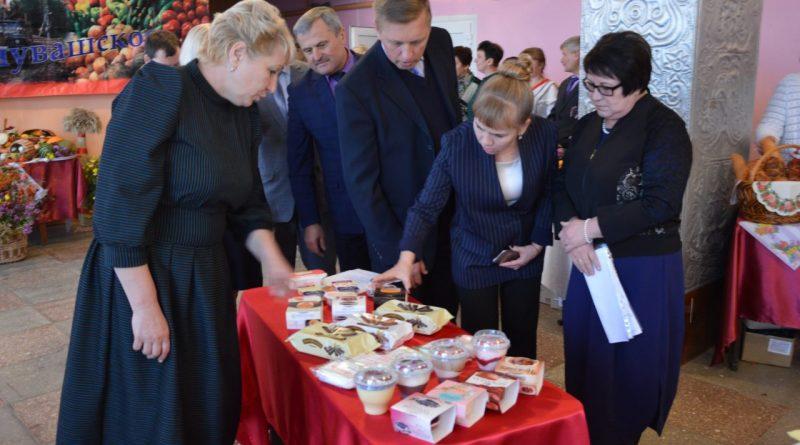 В Алатырском районе чествовали работников сельского хозяйства 16