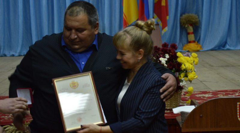 В Алатырском районе чествовали работников сельского хозяйства 22