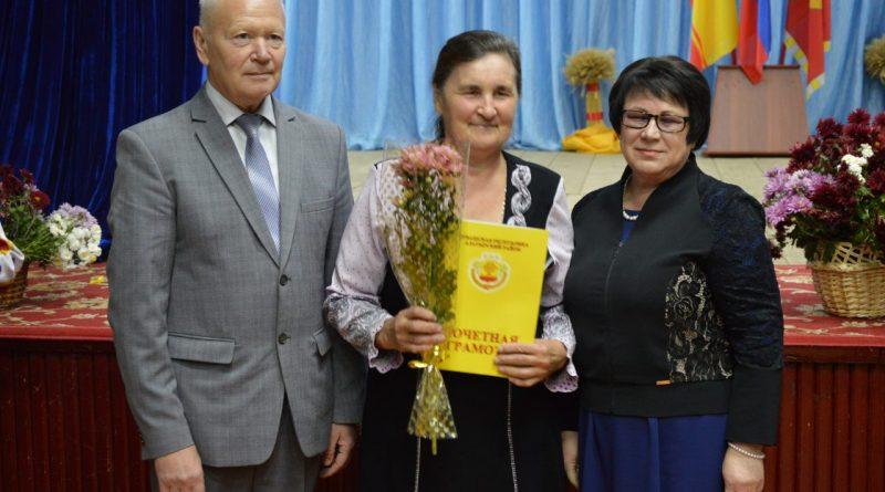 В Алатырском районе чествовали работников сельского хозяйства 29