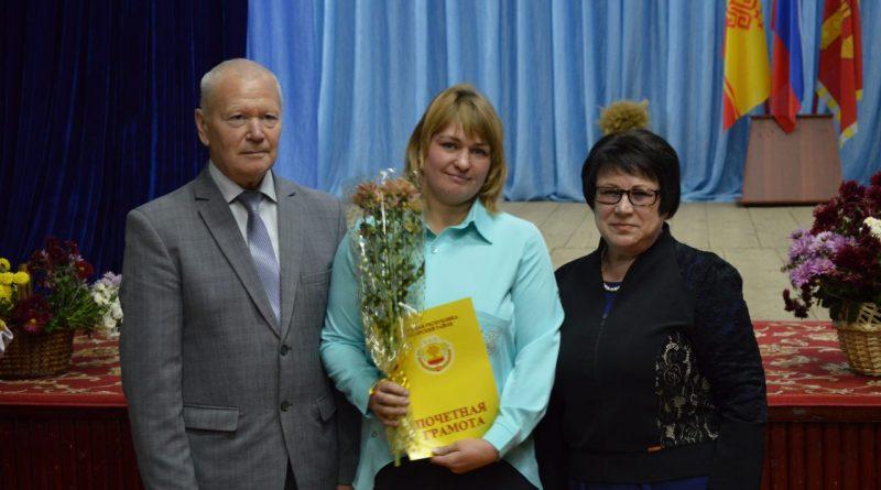 В Алатырском районе чествовали работников сельского хозяйства 30