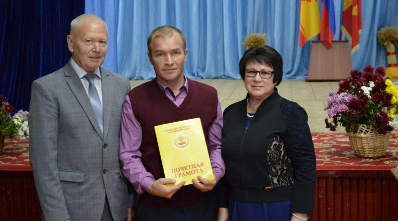 В Алатырском районе чествовали работников сельского хозяйства 31