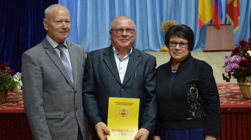 В Алатырском районе чествовали работников сельского хозяйства 32