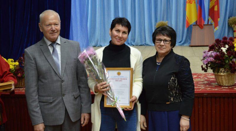 В Алатырском районе чествовали работников сельского хозяйства 37