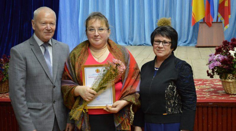 В Алатырском районе чествовали работников сельского хозяйства 39