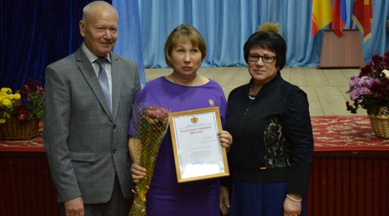 В Алатырском районе чествовали работников сельского хозяйства 40