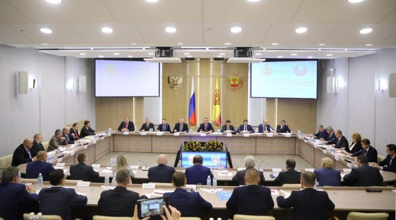 Сотрудничество Чувашской Республики с Республикой Беларусь продолжает расширяться