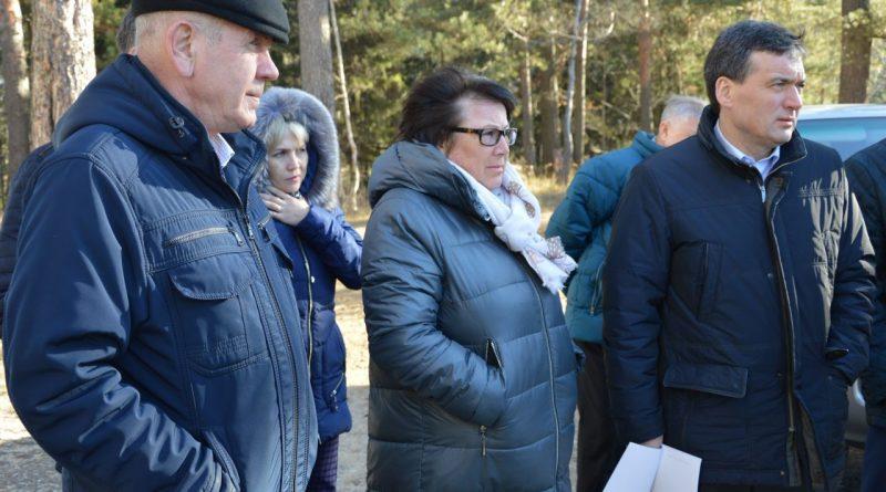 Визит Председателя Кабинета Министров Чувашской Республики Ивана Моторина в Алатырский район 8