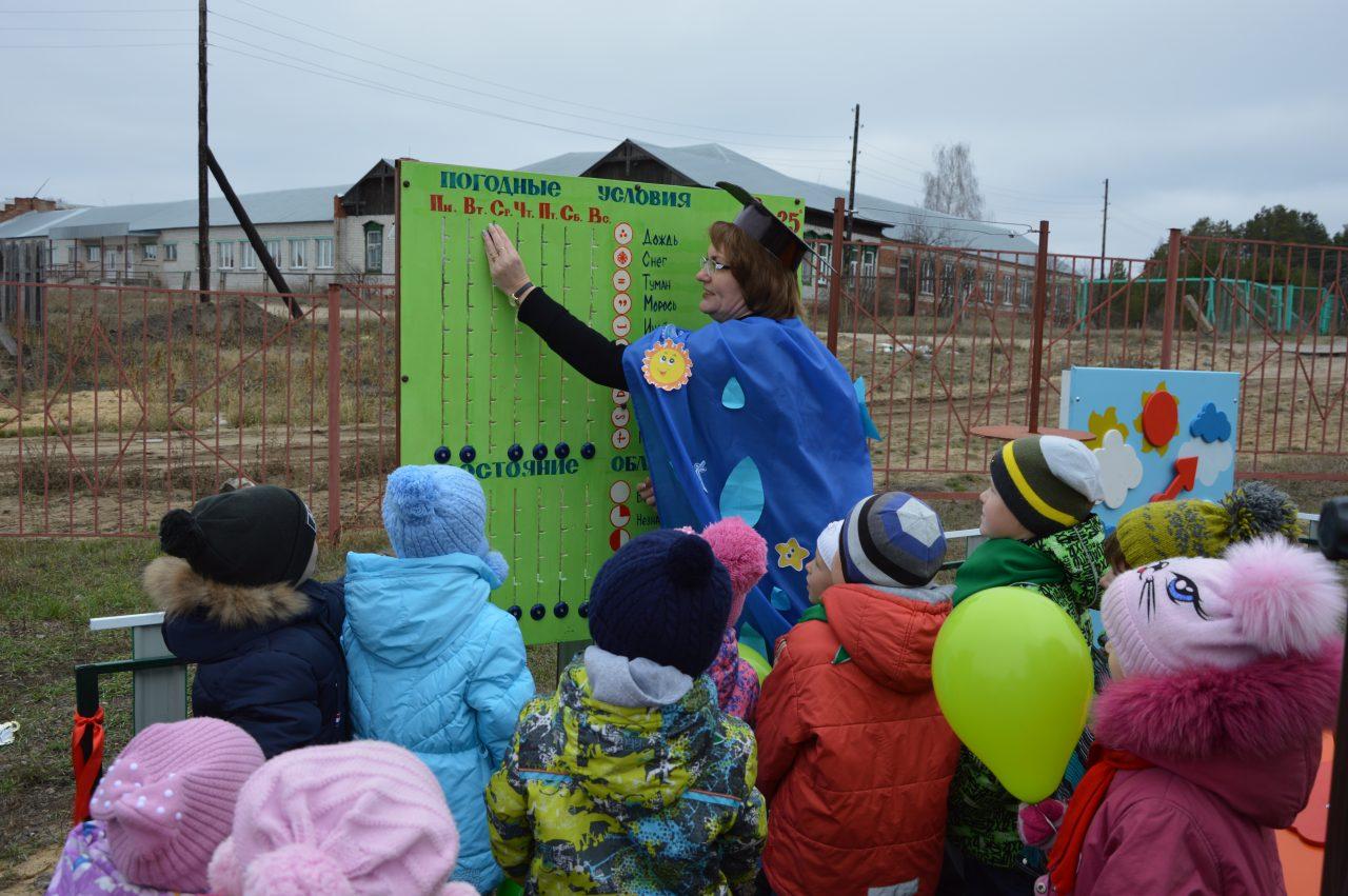 В селе Чуварлеи подрастают будущие метеорологи 2