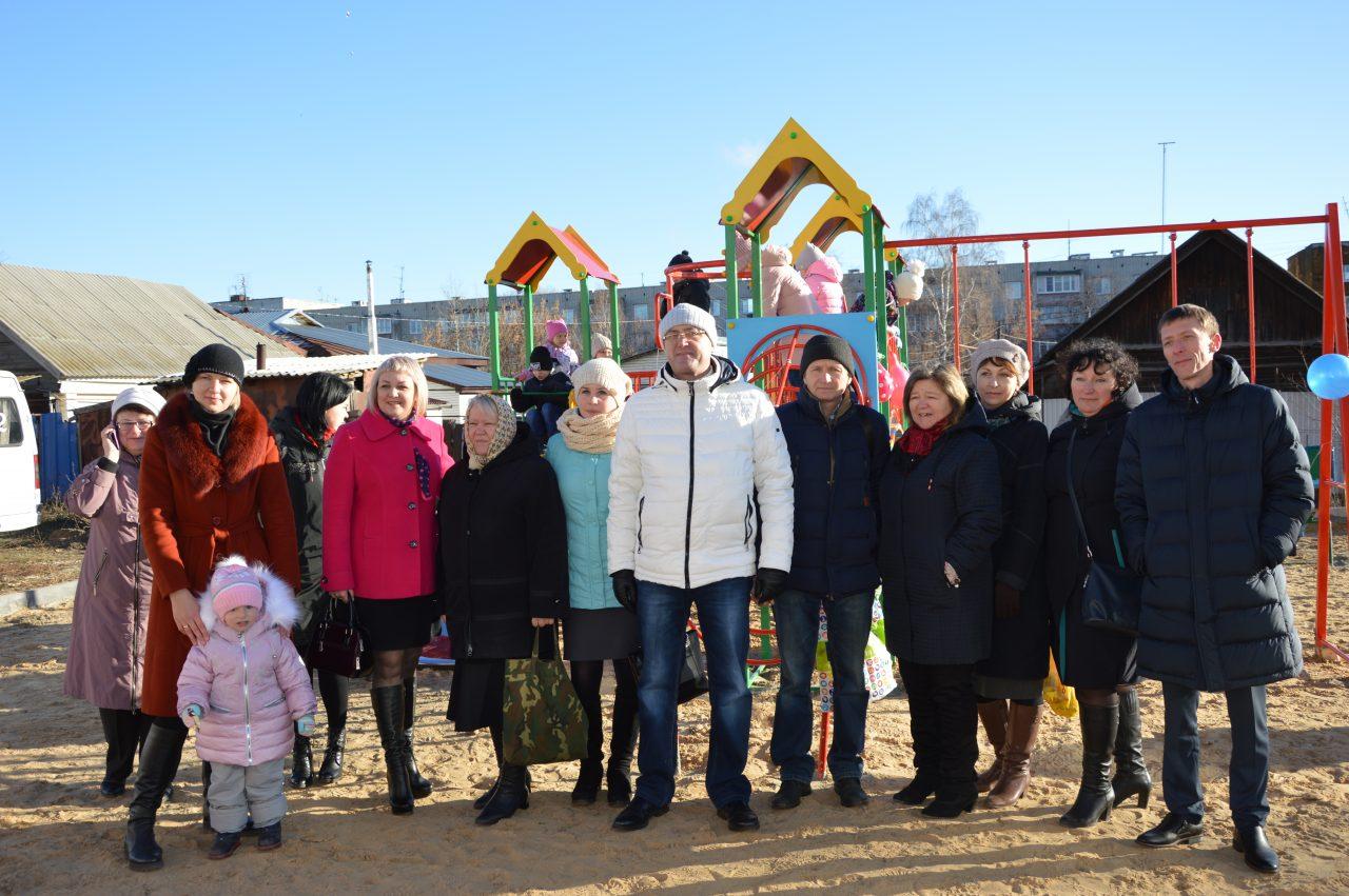 Построить  детскую площадку помогло инициативное бюджетирование 4