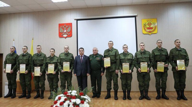 На службу в Президентский полк