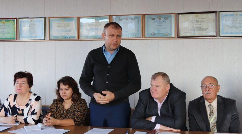 Очередное заседание Собрания депутатов состоялось в городе Алатыре