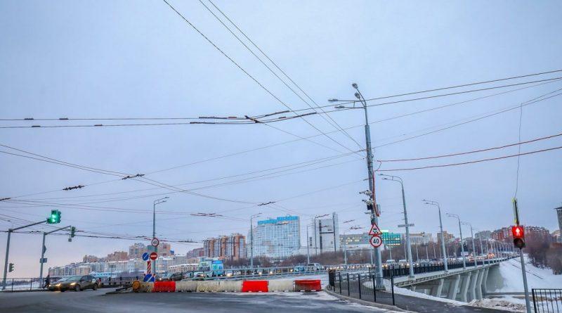 Движение по Московскому мосту в Чебоксарах откроют 14 декабря