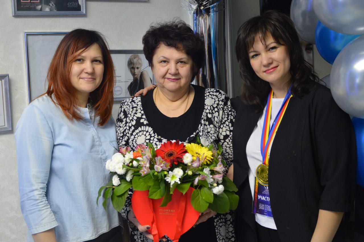 Парикмахер из Алатыря стала победителем II Международного чемпионата эстетов в Сочи 1