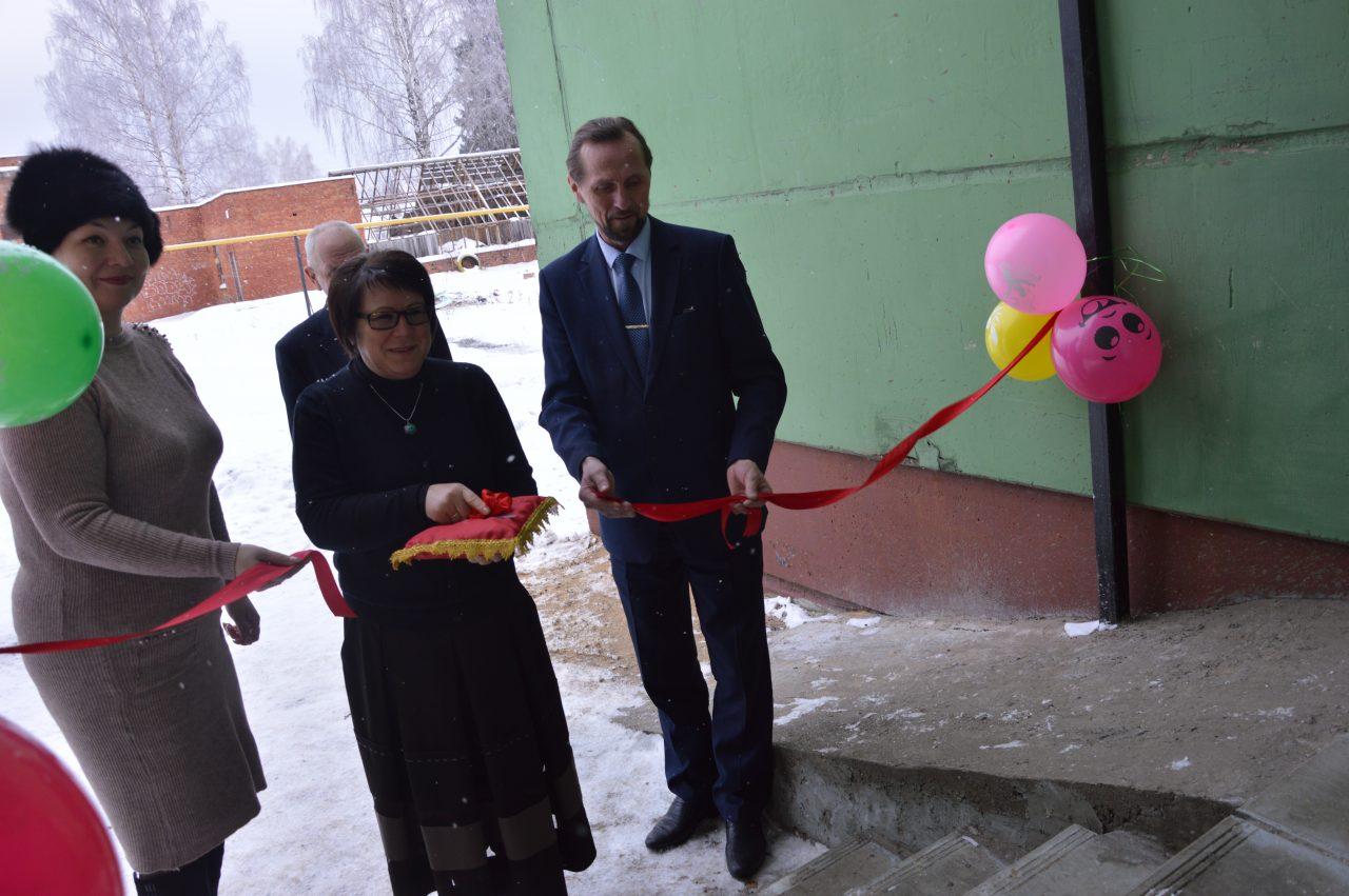 В Алатырском районе открыли еще одну дошкольную группу 1