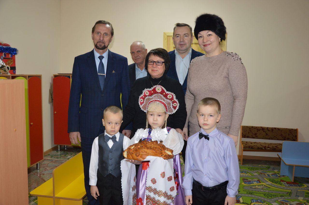 В Алатырском районе открыли еще одну дошкольную группу 2