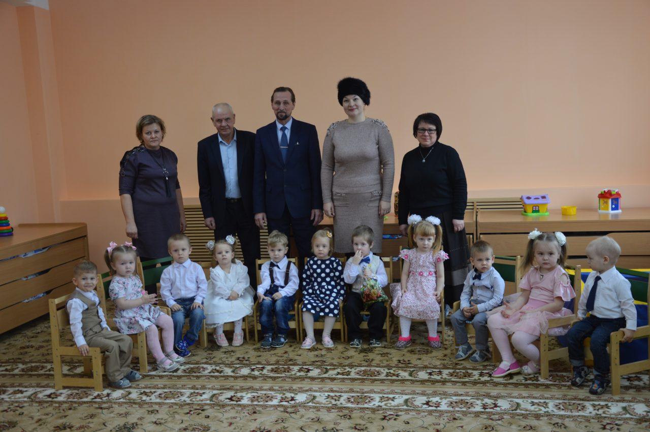 В Алатырском районе открыли еще одну дошкольную группу 3