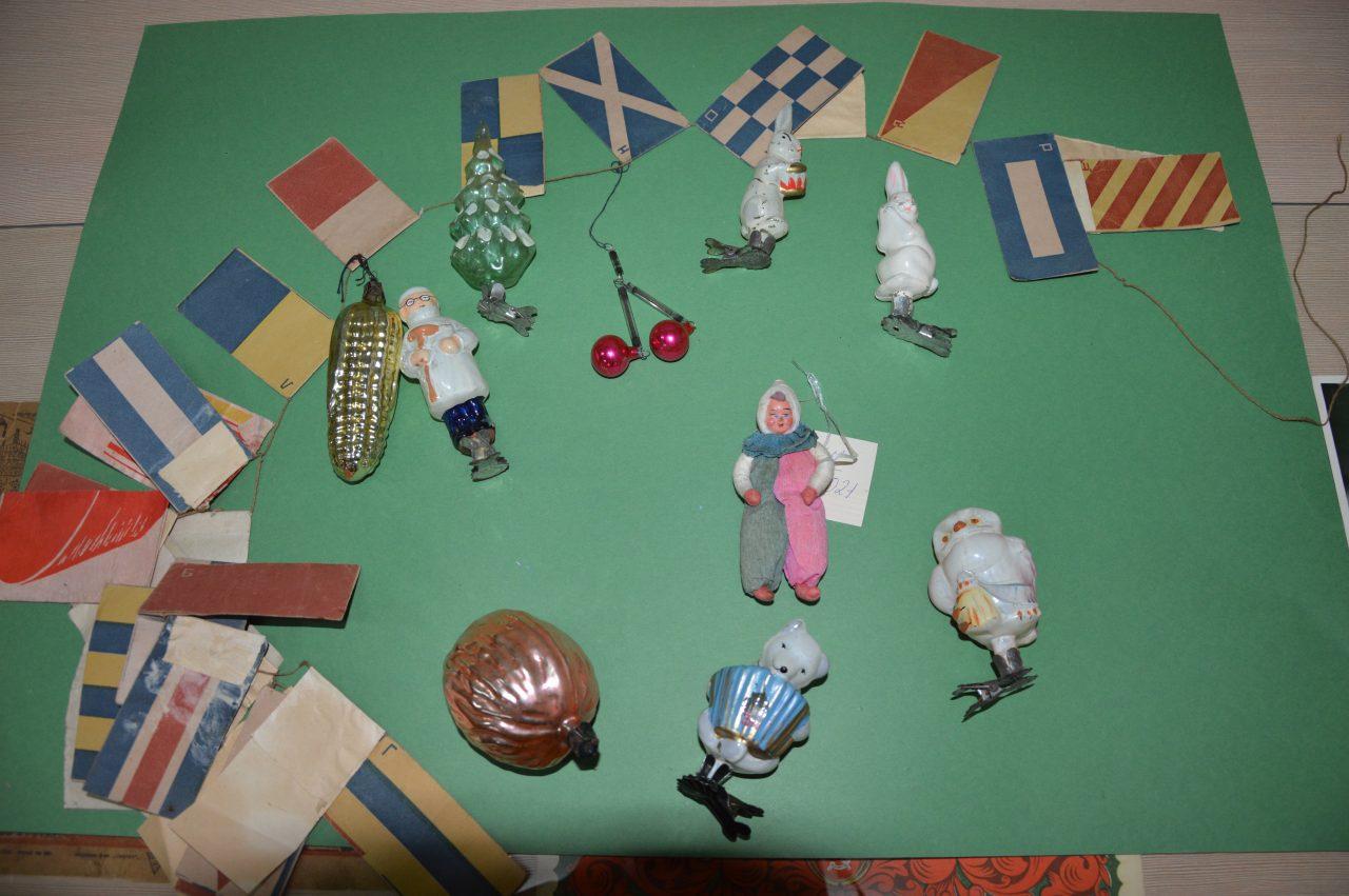 Из ёлочных игрушек – в музейные экспонаты 2