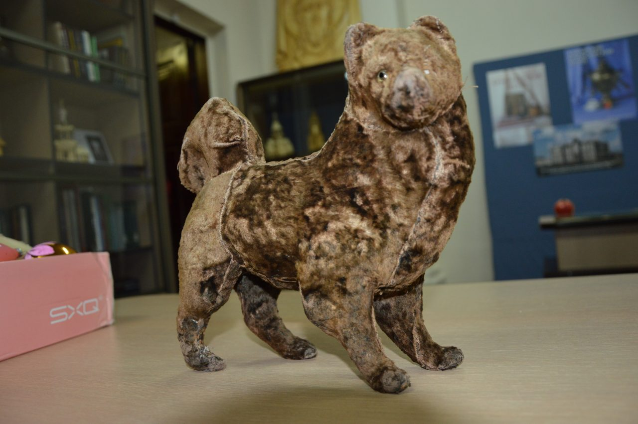 Из ёлочных игрушек – в музейные экспонаты 1