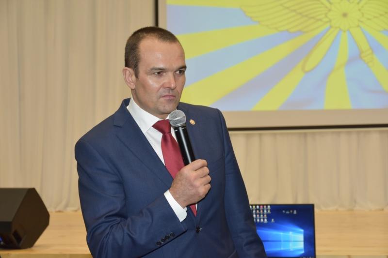 Учащимся Чувашского кадетского корпуса провели открытый урок Герои России 1