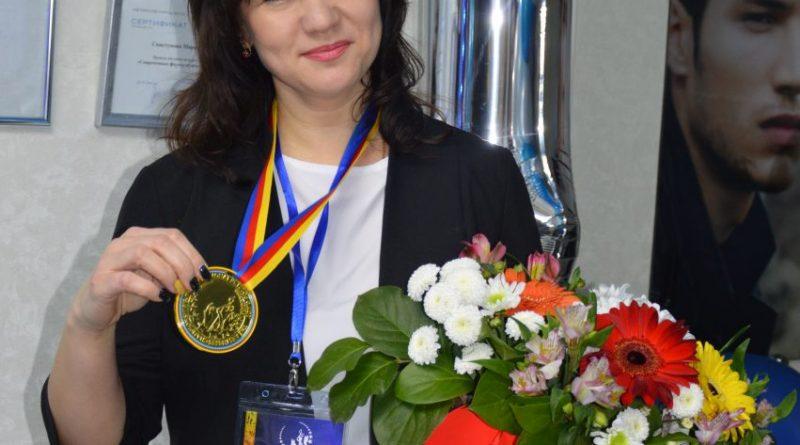 Парикмахер из Алатыря стала победителем II Международного чемпионата эстетов в Сочи 3