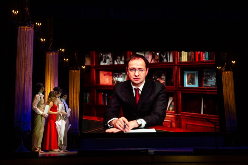 В Чувашской Республике открыли Год театра в России 2