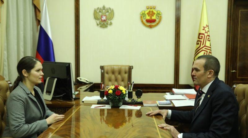 Назначен помощник Главы Чувашии Михаила Игнатьева