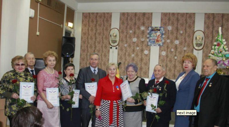 председатель ТОС «Западный» Елена Гарцева награждена Почётной грамотой ООО «Союз пенсионеров России»
