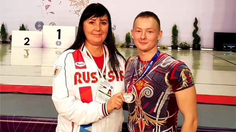 Алексей Германов вошел в восьмёрку сильнейших аэробистов планеты