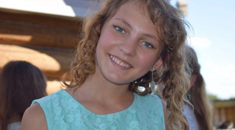 Жительница Алатырского района Ульяна Рузавина стала победительницей  в региональном этапе Всероссийской олимпиады школьников по мордовскому языку
