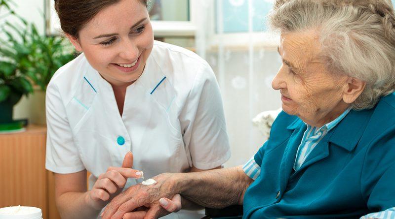 Оздоровление пожилых людей - наш долг