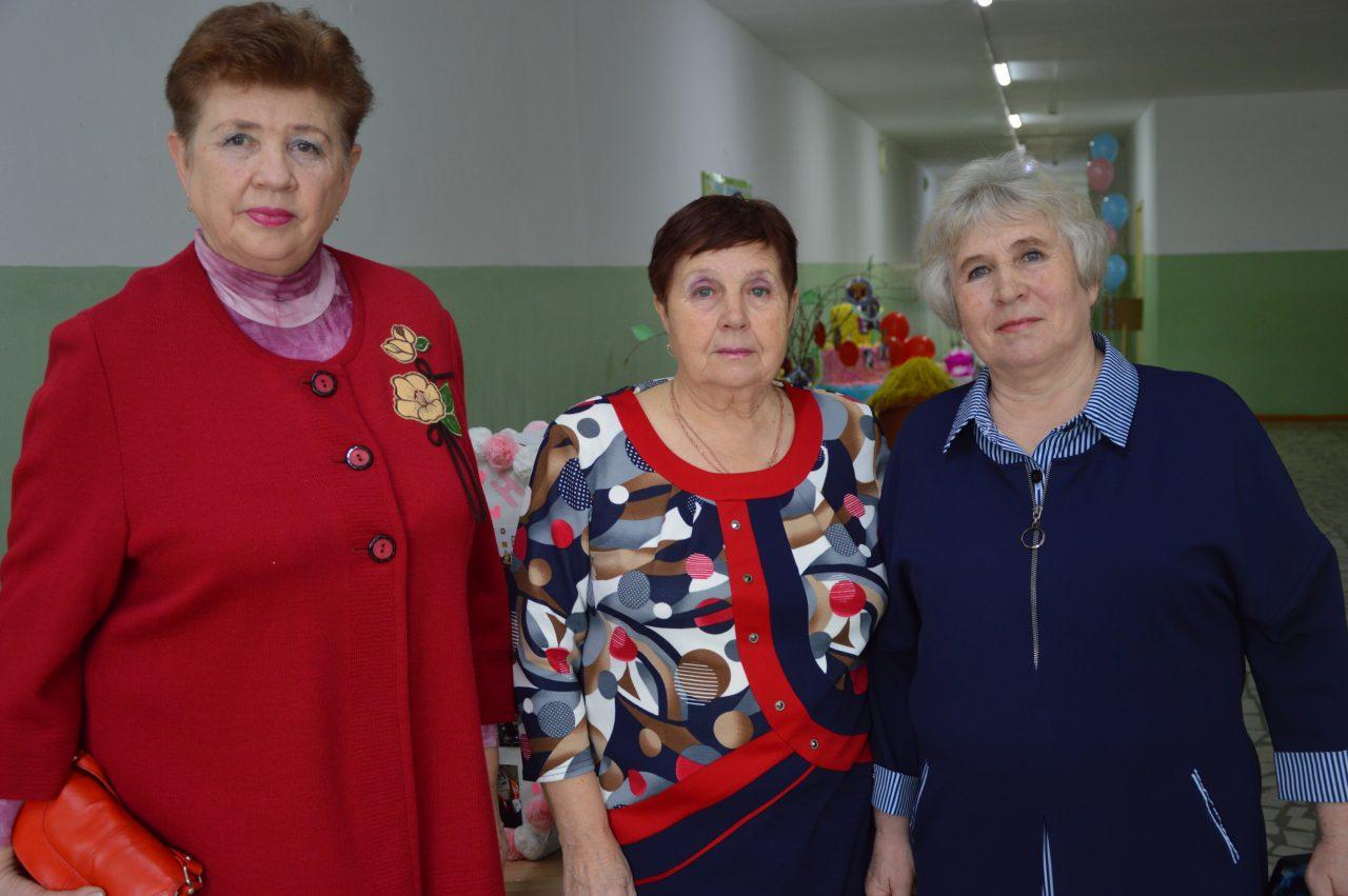 Школа № 7 города Алатыря переступила отметку в четверть века 12