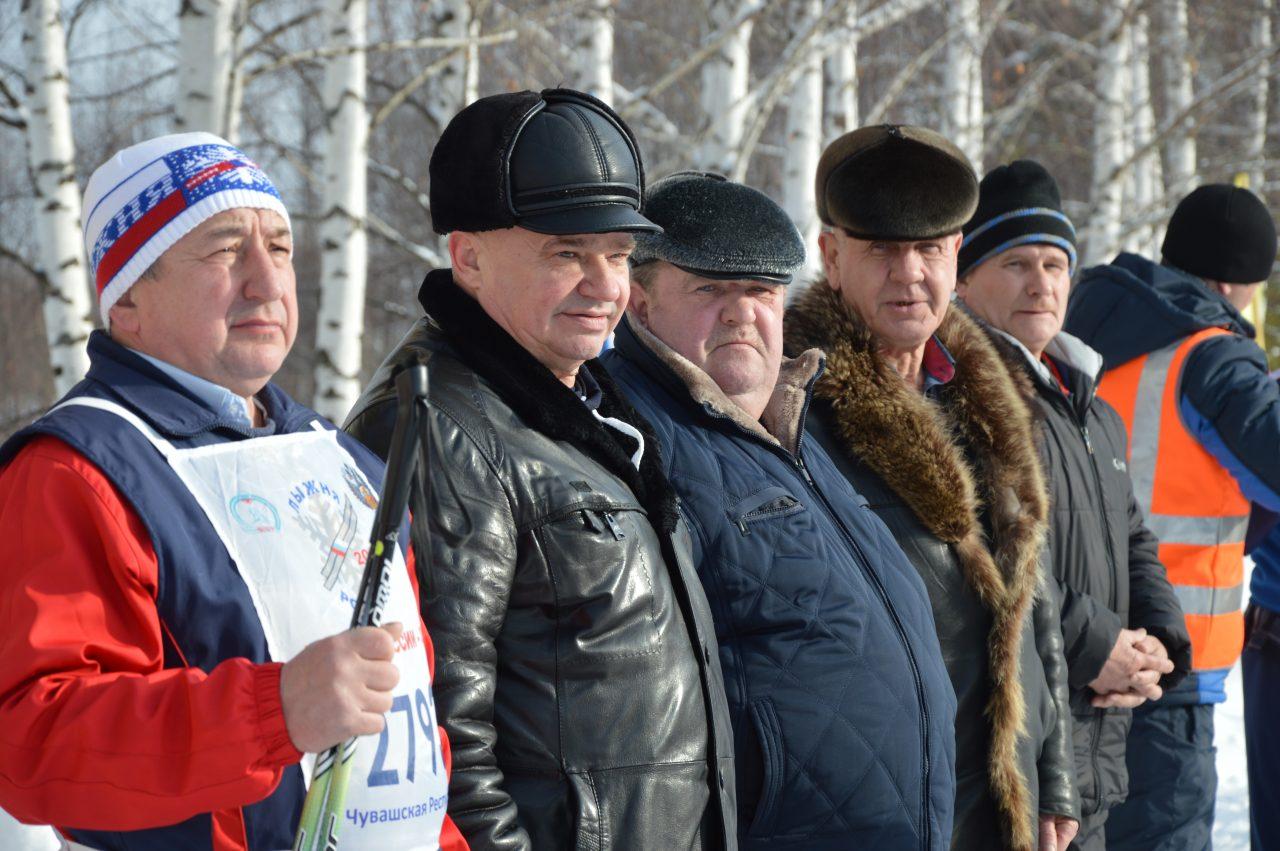 Лыжня России-2019 прошла в селе Атрать Алатырского района