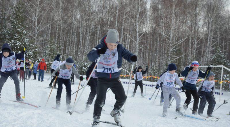 Лыжня России-2019 прошла в селе Атрать  Алатырского района 4
