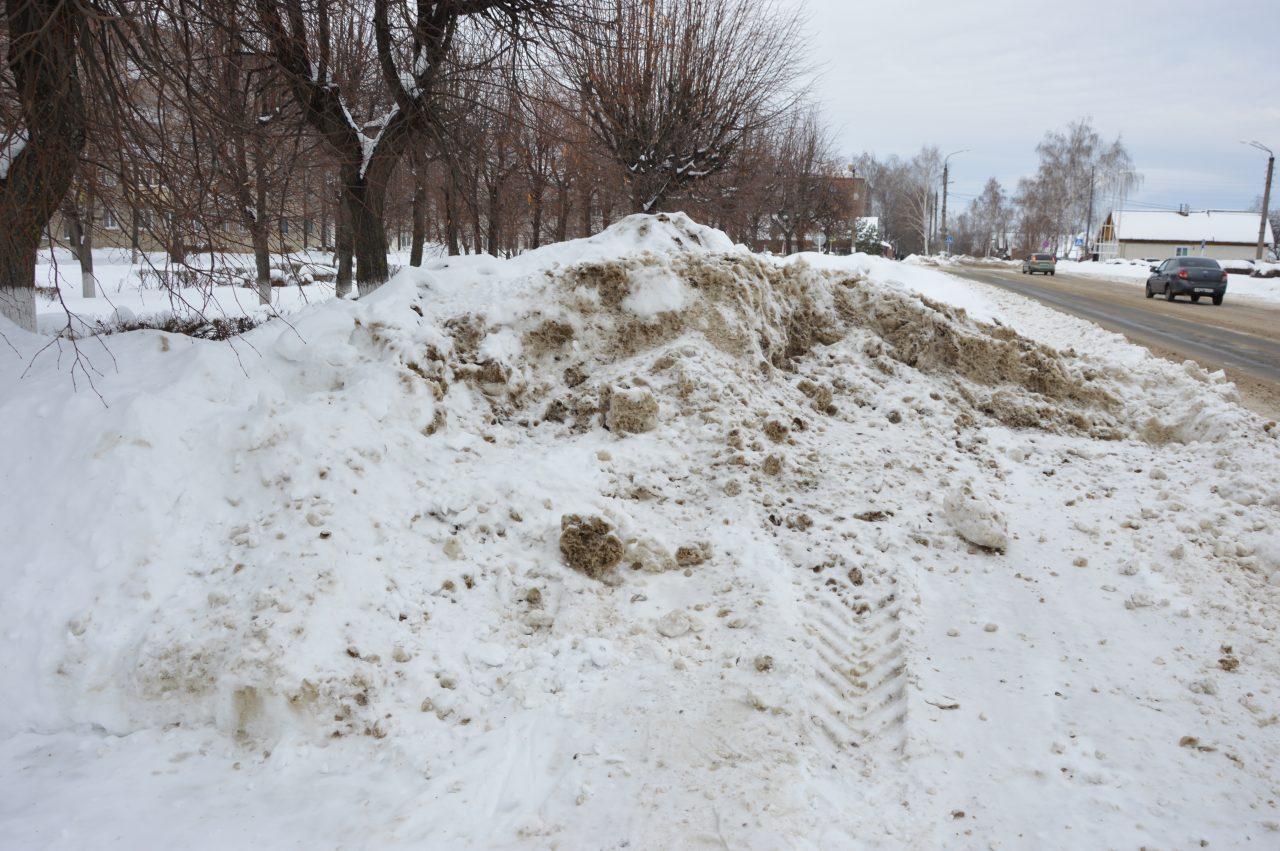 Снегопады не отменят, но дороги расчистят 1