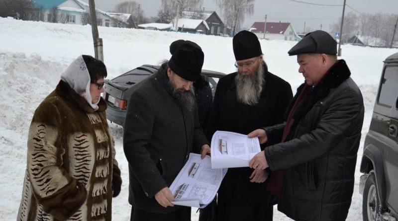 Депутат Госдумы РФ  Николай Малов посетил Алатырский район