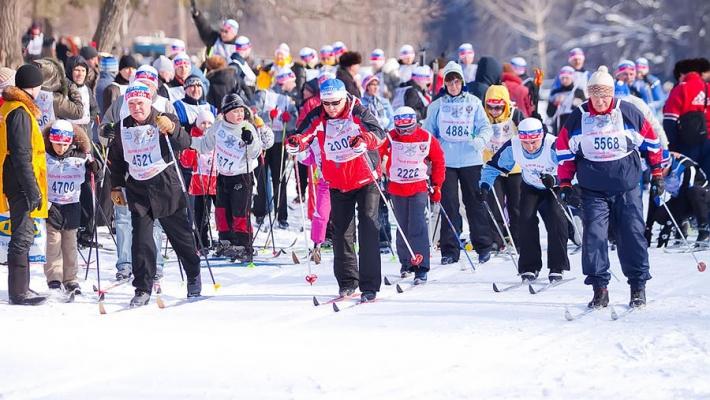 Вставай на лыжи, страна!