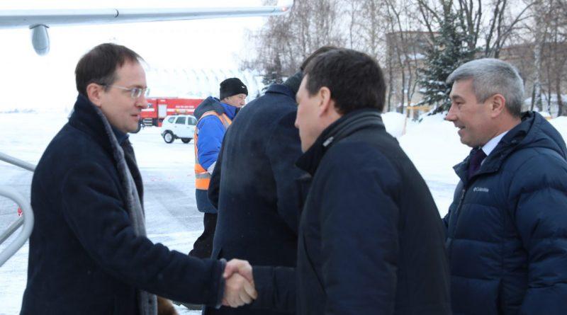Министр культуры Российской Федерации находится с визитом в Чувашии