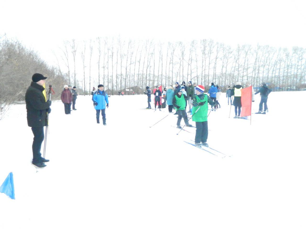 """Эстафета на призы """"Алатырские вести"""" в Алатырском районе 1"""