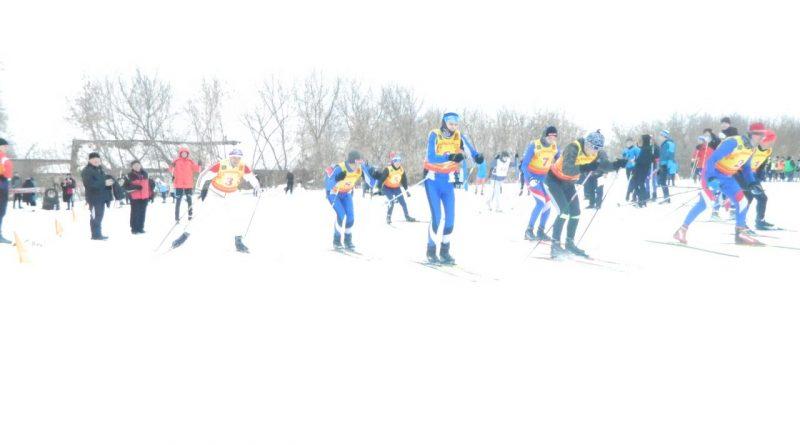 """В городе прошли лыжные эстафеты на призы газеты «Алатырские вести"""""""
