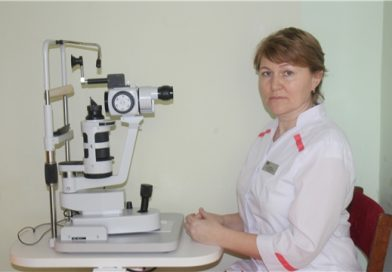 Новое офтальмологическое оборудование в Алатырской ЦРБ