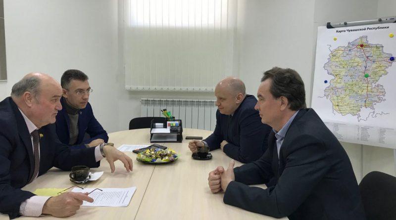 """Юрий Кислов: """"Проблемные вопросы по вывозу ТКО нуждаются в скорейшем разрешении"""""""